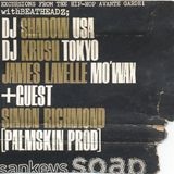 Pt#2 Dj Shadow & Dj Krush at Sankeys Soap Manchester Mo'Wax Headz Tour 9-Nov-1994 Tape 2