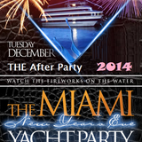 The Miami New Years Eve Yacht Party - DJ Greg G in the Mix