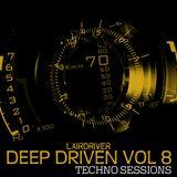 TECHNO MIX - DEEP DRIVEN VOLUME 8
