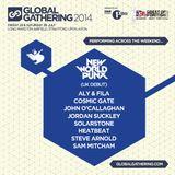 Aly & Fila b2b John O'Callaghan - Live @ Global Gathering (UK) 2014.07.25.