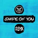 Ed Sheeran - Shape Of You (Rap Edition) Dj Black Scorp