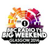 Danny Howard - Live @ BBC Radio 1 Big Weekend Glasgow (UK) 2014.05.23.