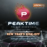 Peaktime - Trance Essentials Episode 013 (#PKTM013) (New Year's Kick-Off) – by Eaglewing & Epyxx