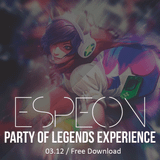 Espeon @ Party of Legends Experience 3/12