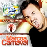 We Love Brasil Podcast Episode 21 (Deep Into The Summer) Mixed by Marcos Carnaval