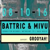 "intro 4 ""Battric&MIVU"" Live@Feedback Club, Niš - Serbia - 08.October 2016"