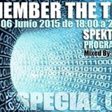 REMEMBER THE TIME © RADIO-SHOW nº 025 Mixed by DR SPOKY