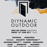 Solomun @ Diynamic Outdoor 16-06-2017 Barcelona, Parc Del Forum