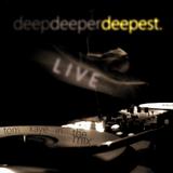 deep.deeper.deepest | LIVE @ CAFÉ D'ANVERS | heart beats | dubby deep