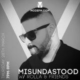 28/03/19 - Misundastood W/ Rolla & Friends - Mode FM