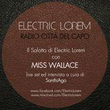 Podcast and interview for Electric Lorem-Radio città del capo