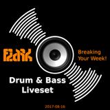 Drum & Bass Liveset August 2017