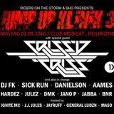 Julez & Ignite MC @ Riders on the Storm - JUMP UP KLINIK III with Crissy Criss