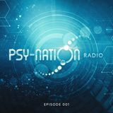 Psy-Nation Radio #001- by Liquid Soul & Ace Ventura