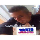 DarkMaN LS - Radio-Club PartyMix vol6.28.11.2015(exclusive)