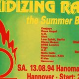 Unknown DJ @ Oxidizing Rave - Hanomag Hannover 1994