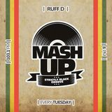 "Mash Up ""Strictly Black Grooves"" - Puntata N. 31 - Stagione 2018/2019 - Hip Hop Meets Reggae"