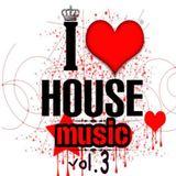ONMU'S I LOVE HOUSE MUSIC VOL 3