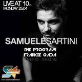 THE PROGRAM - FRANKIE GADA TALKSHOW - Interview with SAMUELE SARTINI