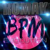BPM Evolution - RomaK Guest Mix