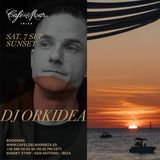 Café del Mar Ibiza: DJ Orkidea Sunset Set Recorded Live 7.9.19