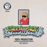 FATTY TAPES #7 RAGGATTACK 100% PRODUCTION
