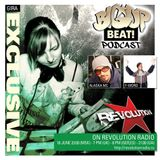 GIRA BIG UP BEAT!PODCAST - SPECIAL GUEST F-WORD (RUSSIA,VIM RECORDS)