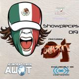 "DJ Xquizit pres ""Showpieces 019"", Mexican-only edition"