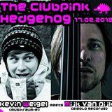 001 The Clubpink Hedgehog- Kevin Weigel meets MIJK VAN DIJK
