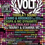 Savage & MC Fantom - VOLT Festival - inMedio stage 120630
