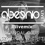 Live at Skandal Club Szczecin 17-03-17