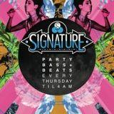 Live@ Signature 28/06/12