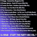 DJ Brab - Start The Party Mix Vol 7 (Section 2017)