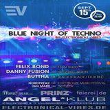 2018.09.15 - electronical vibes club with Butta, Felix Bond, Danny Fusion, Jan Mars, NordFreak