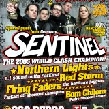 "Northern Lights 'ls Sentinel ""Far East b.daybash"" 2006"