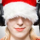 Santa Claus is a dj