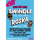 Roska x Inter FM (Tokyo) 21/03/15 guest mix
