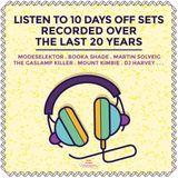 10 Days Off: Hot Chip DJs Al & Felix (July 20, 2010)