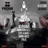 EDER ALVAREZ - Ibiza Talents Podcast #54 for Saturday 10th December 2016 @ Pacha Ibiza