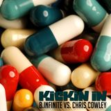 KICKIN` IN-B.INFINITE VS. CHRIS COWLEY LIVE DJ SET