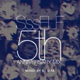 SssELF 5thANNIVERSARY MIX