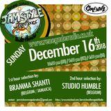Jamstyle On Renegade Radio (december 2018)   Twice Fi Jah   Studio Humble  