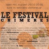 Pre-fest Open Mic Pandemonium 25.10.2015