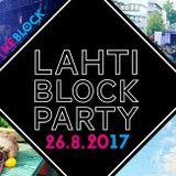 Diffas Live @ Lahti Block Party 26-08-2017
