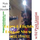 Roars & Flights Reggae Show Oct52016 - Fyah Liontist