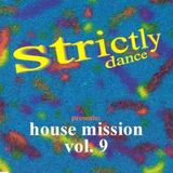 Strictly Dance - House Mission 9 (1998) - MegaMixMusic.com