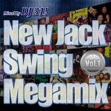 New Jack Swing Megamix vol.1
