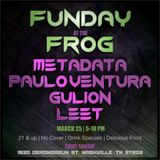 Funday at the Frog - March 26th set (2nd hour)