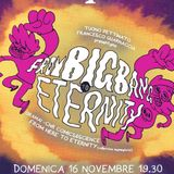 From Big Bang to Eternity! Tuono Pettinato e Francesco Guarnaccia @ Cinema Lanteri, Pisa 16/11/2014