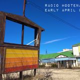 Radio Hootenanny HR 1 Early April 2017